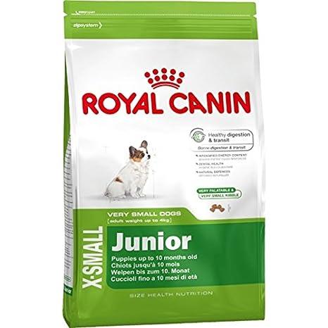 Royal canin X-small Junior pienso para perros mini/toy: Amazon.es: Productos para mascotas