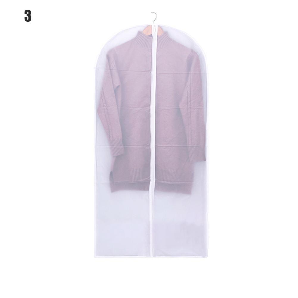 GracefulvaraドレスGarmentスーツカバーバッグ防塵服Covers L jiaju0313 Large  B07C21FRZK