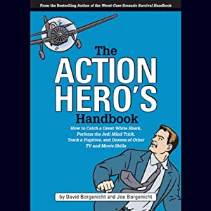 The Action Hero's Handbook Hörbuch