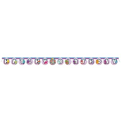 Hatchimals Large Banner: Toys & Games