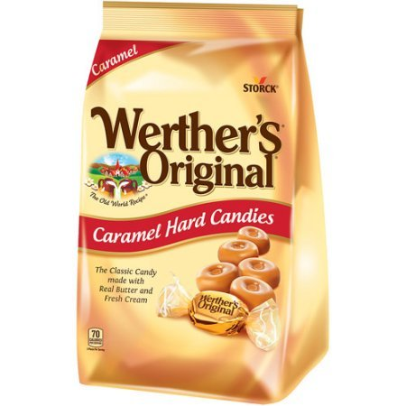 Werther's Original Hard Candies Caramel, 34 Oz - 1 Pack