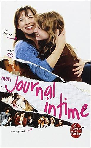 Mon Journal Intime Amazon Fr Lisa Azuelos Livres