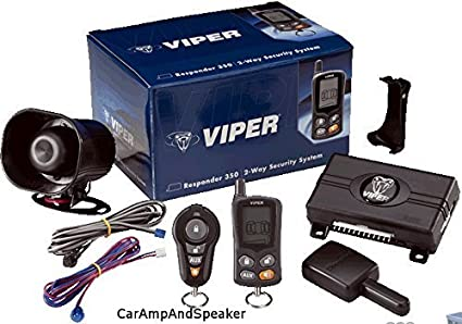 Viper 5706V 2-way Security System w/ [並行輸入品] Remote by Viper