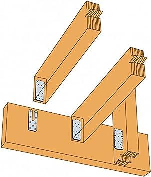 Simpson atf55//110/de B Cerebro Madera Conector ATF 55/x 110/con Autorizaci/ón