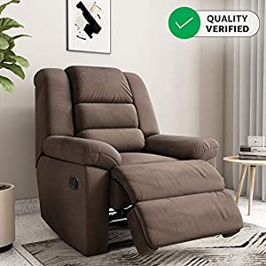 Best Single Seater Sofa Recliner India 2020 – Solimo