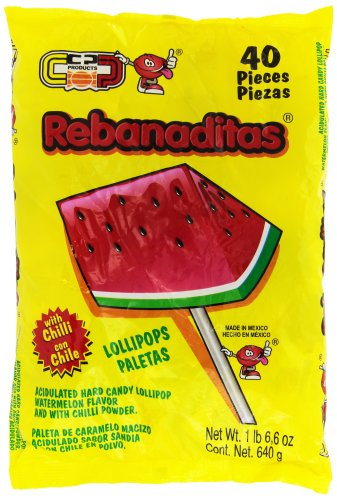 Vero Rebanaditas/Risandias Watermelon, 40Piece -