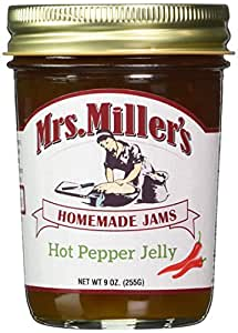 Hot Pepper Jelly (Amish Made) ~ 2 / 9Oz. Jars