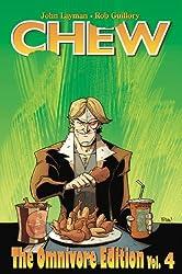 CHEW OMNIVORE EDITION VOL 4 (Chew the Omnivore Edition)