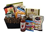 Taylor Made For You Diabetic Manly Munchies Gift Basket