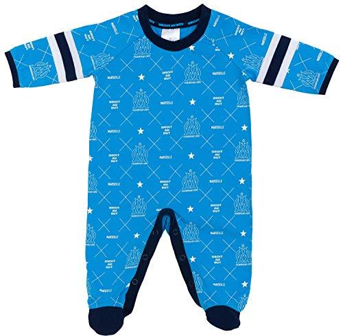 Olympique de Marseille Romper, officiële collectie, babymaat