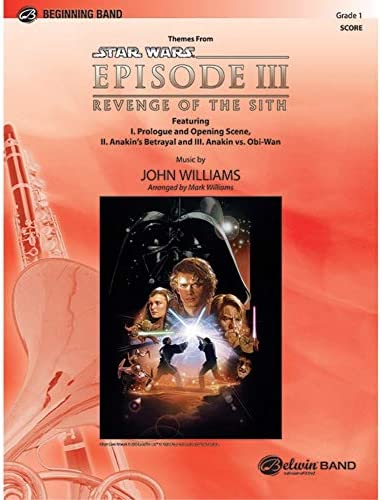 Amazon Com Themes From Star Wars Episode Iii Revenge Of The Sith Sports Outdoors