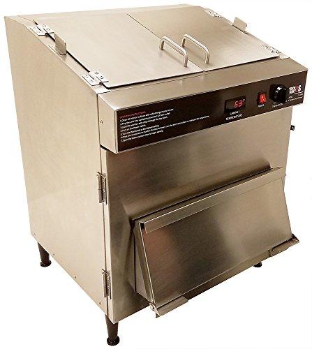 Benchmark USA 51026A 26 gal Tortilla Chip Warmer, Stainless Steel ()