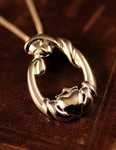 Amazon.com: Mothers Claddagh Necklace: The Irish Jewelry ...