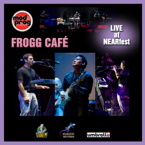 Frogg Cafe - Live at NEARfest