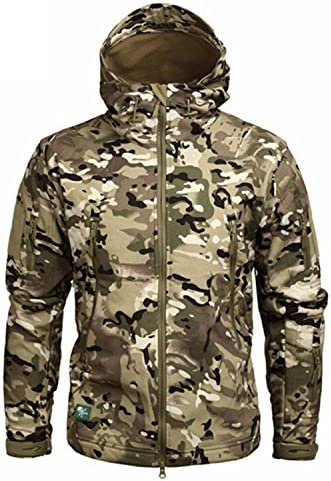 [Sponsored] Olive Tayl Clothing Autumn Men's Military Fleece Jacket Army Tactical Clothing Multicam Male Windbreakers