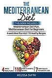 The Mediterranean Diet: Mediterranean diet for beginners,...
