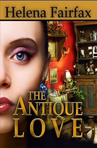 book cover of The Antique Love