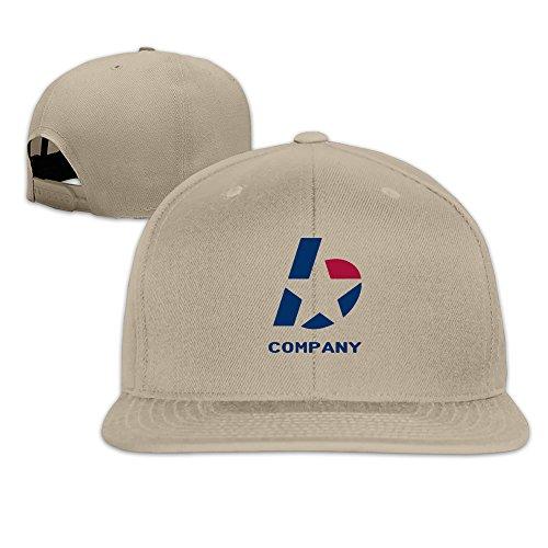 danshen-mens-star-company-flat-baseball-hat