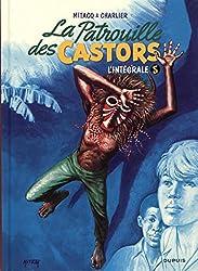 La patrouille des castors  - L'Intégrale - tome 5 - La Patrouille des Castors 5 (intégrale) 1968-1975