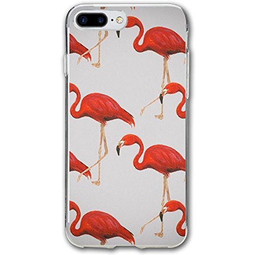 Case For Iphone 7 Plus Flamingo Conga Slim Fit Shell Full Protective Anti-Scratch Resistant Cover Apple IPhone 7 Plus Case