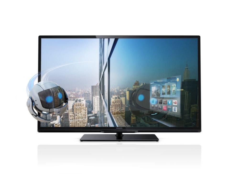 Philips 40PFL4468K 102 cm (Fernseher,200 Hz ): Amazon.de: Heimkino ...