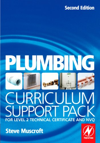 Plumbing Curriculum Support Pack: For Level 2 Technical Certificate and (Plumbing Pack)