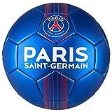 PSG - Official Paris Saint-Germain Soccer Ball - Blue