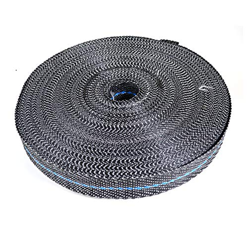 Batten Tape – Gray Greenhouse Wind Strapping – 2 inch x 300 feet – 1 Roll by Growers Solution