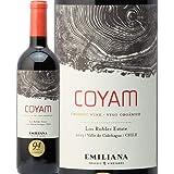 コヤム コルチャグア・ヴァレー チリ産 赤ワイン オーガニックワイン 750ml