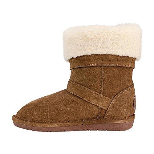 Bearpaw Madison Kvinners Vinterstøvler Hickory