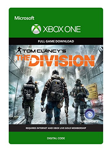 Tom Clancy's The Division - Xbox One Digital Code by Ubisoft