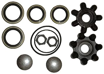 Ball Gear Kit for OMC Stringer Sterndrive 1973-1986 replaces