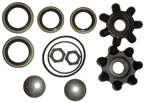 Omc Stringer Stern Drive (Ball Gear Kit for OMC Stringer Sterndrive 1973-1986 replaces 908063 908069 plus)