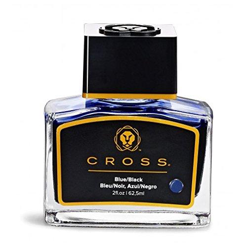 Tinta Cross Negro/Azul (8945S-3)