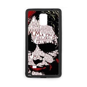 The Joker Samsung Galaxy Note 4 Cell Phone Case Black DIY Gift xxy002_0370128