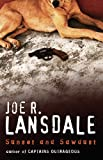 Front cover for the book Sunset and Sawdust by Joe R. Lansdale