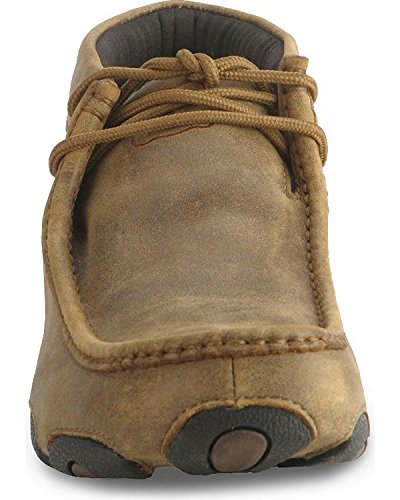 Men's Moccasin Boots Driving Twisted X Bomber AqU57n06