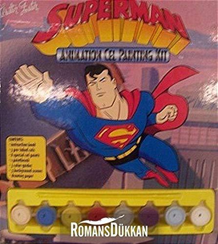 Superman Animation Cel Painting Kit: Amazon.es: Boyd, Ron ...