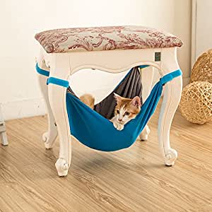 Amazon.com : Miss.AJ Cat Hammock Bed - City Kitty