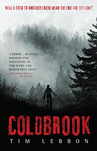 Book cover from Coldbrook by Tim Lebbon