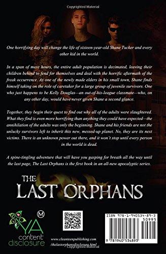 Darkest Days (The Last Orphans Book 4)