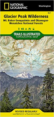 Glacier Peak Wilderness [Mt. Baker-Snoqualmie and Okanogan-Wenatchee ...