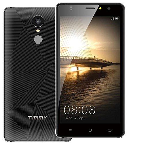 Timmy M20 8GB ROM/1GB RAM Fingerprint 5.5 Inch Cell Phones