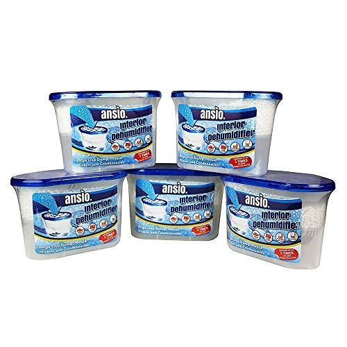 ANSIO Dehumidifiers Packs