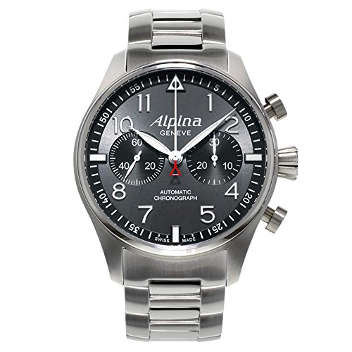 Alpina Geneve Startimer Chronograph AL-860GB4S6B Men's watch Alpina Rotor