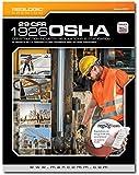Mancomm's OSHA Construction CFR 1926 January 2020 Book Premium