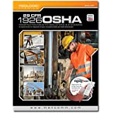 Mancomm's OSHA Construction CFR 1926 January 2020 Book Premium