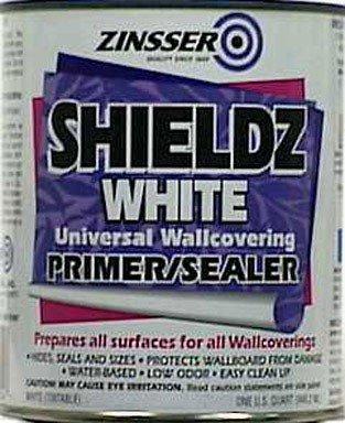 Zinsser Wallcovering Primer Low Odor 2 Hr 1 Qt