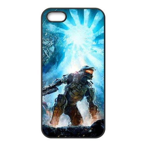 O7K38 Halo L1X6HT coque iPhone 4 4s de couverture de téléphone portable de coque WV6OMQ3MS noirs