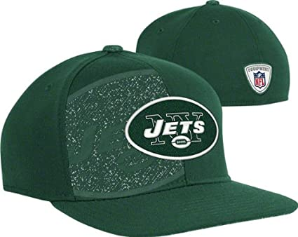 5d38b85f2d9 Image Unavailable. Image not available for. Color  Reebok New York Jets  Youth Sideline Player 2nd Season Hat Youth